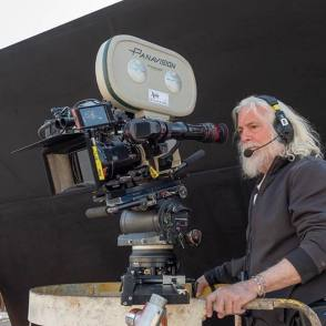 Robert Richardson - Behind the Scenes photos