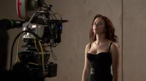 Filming Black Widow (2020)