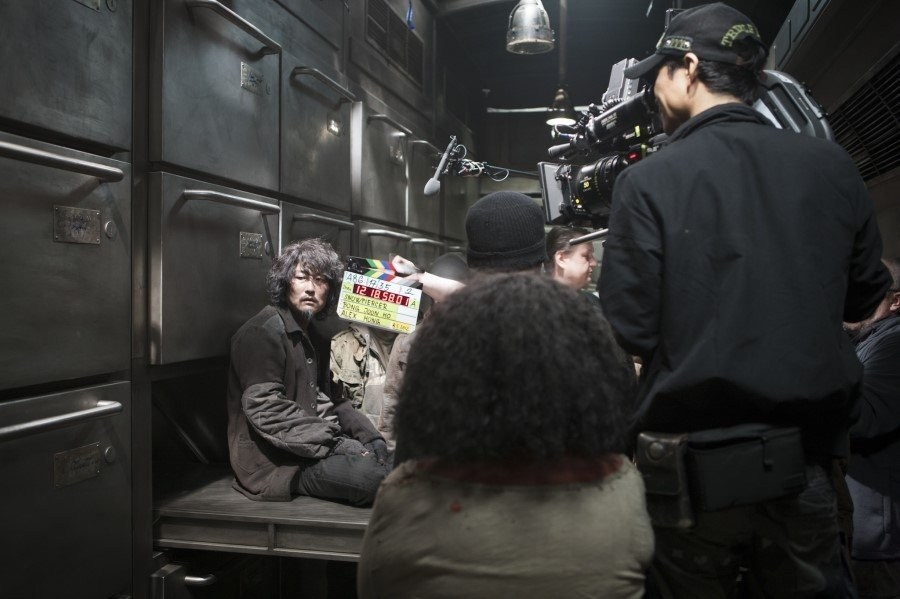 Snowpiercer Behind the Scenes Photos & Tech Specs