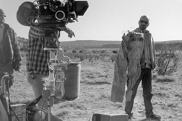 Breaking Bad Behind the Scenes Photos & Tech Specs
