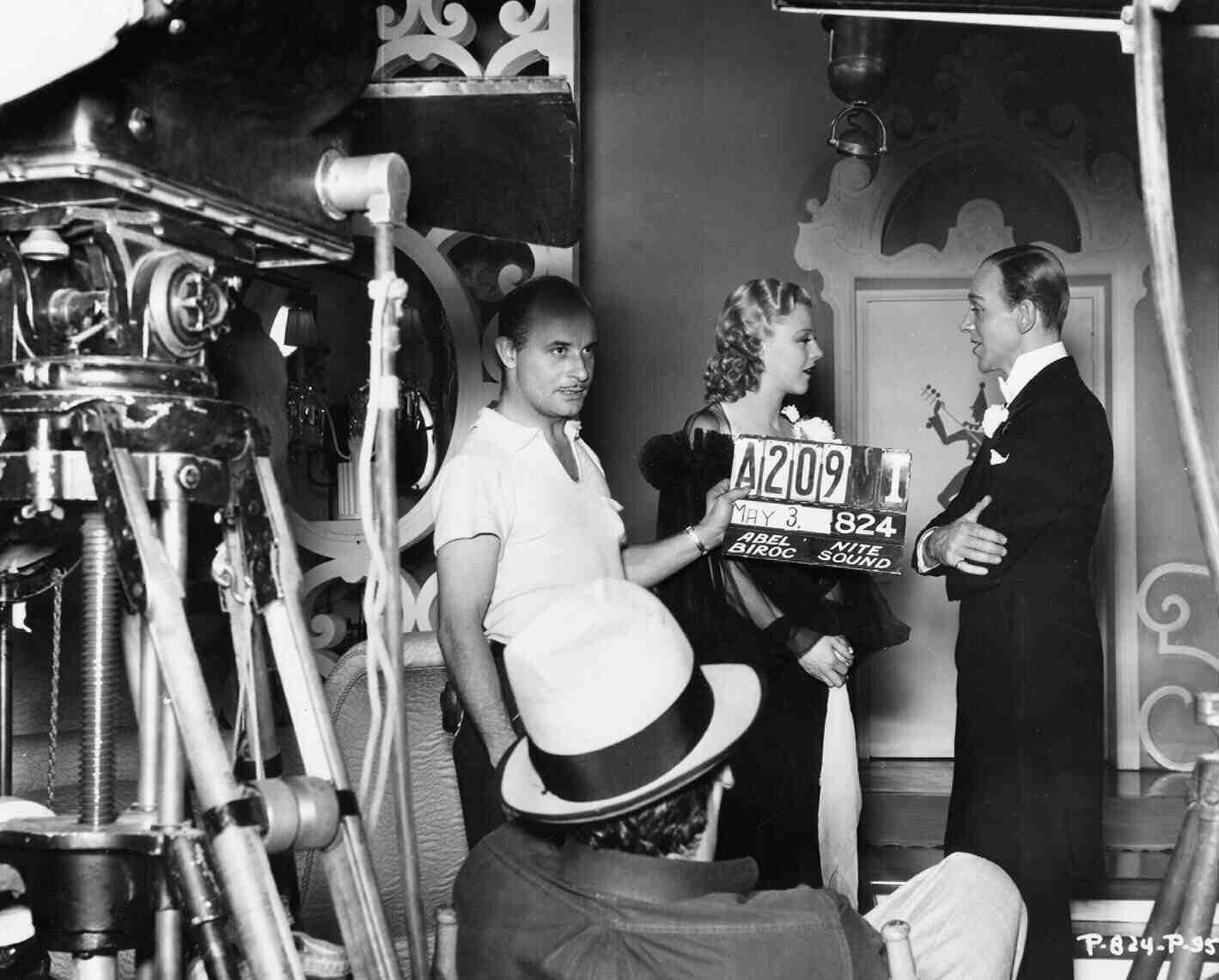 Top Hat (1935) Behind the Scenes