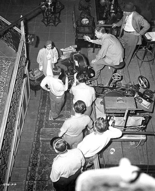 Rogues' Regiment (1948) Behind the Scenes