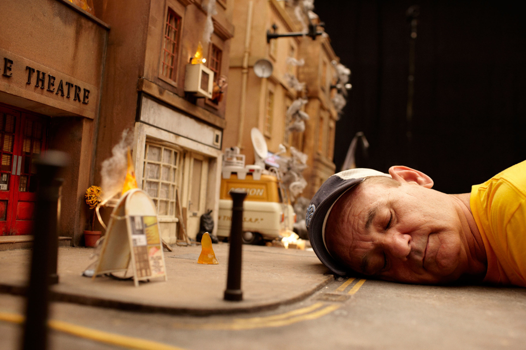 Bill Murray : Fantastic Mr. Fox (2009) Behind the Scenes