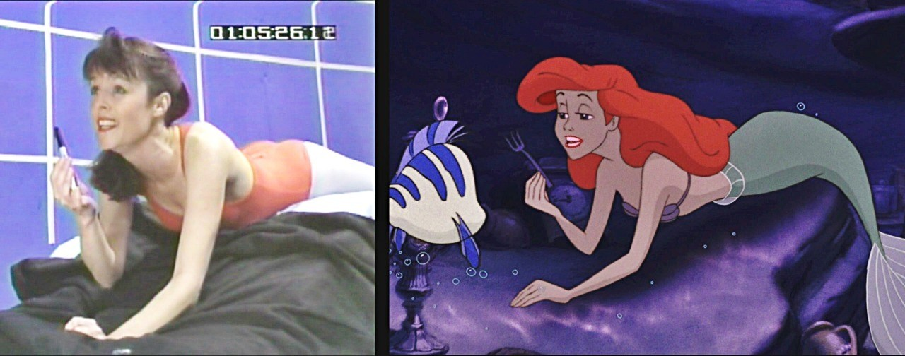 The Little Mermaid (1989) Behind the Scenes