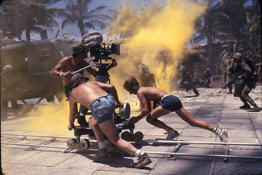 Apocalypse Now Behind the Scenes Photos & Tech Specs