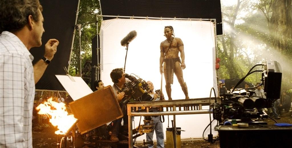 Apocalypto Behind the Scenes Photos & Tech Specs