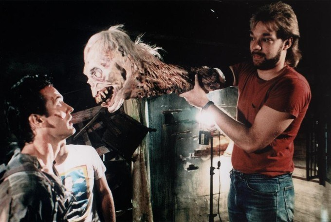 Army of Darkness Behind the Scenes Photos & Tech Specs