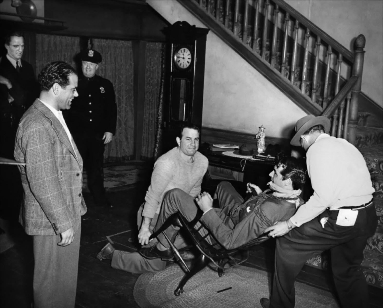 Arsenic and Old Lace (1944) Behind the Scenes