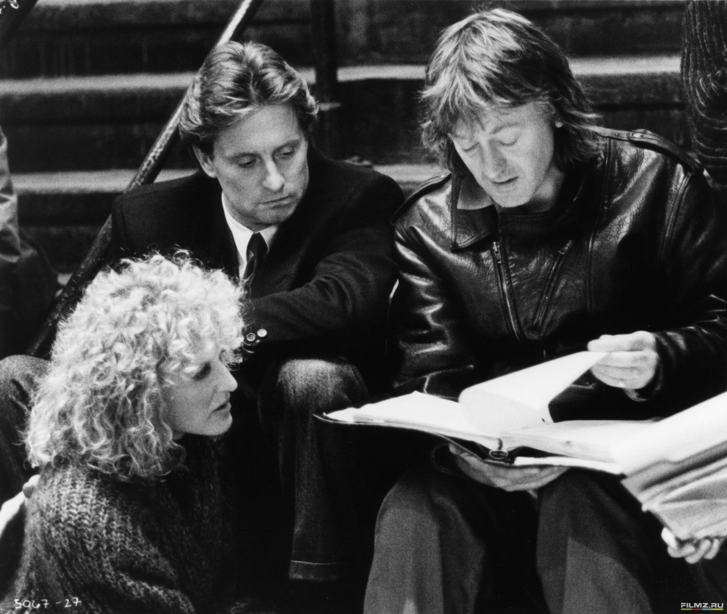 Fatal Attraction Behind the Scenes Photos & Tech Specs