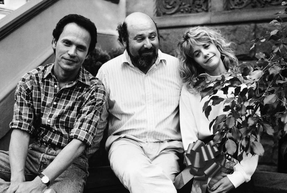 When Harry Met Sally and Rob Behind the Scenes
