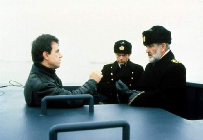 The Hunt for Red October (1990) Behind the Scenes