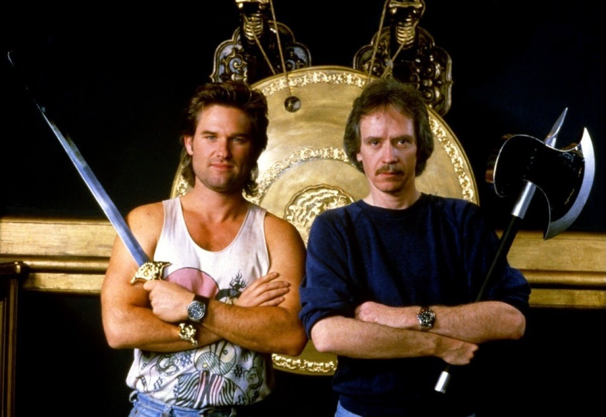Big Trouble in Little China Behind the Scenes Photos & Tech Specs