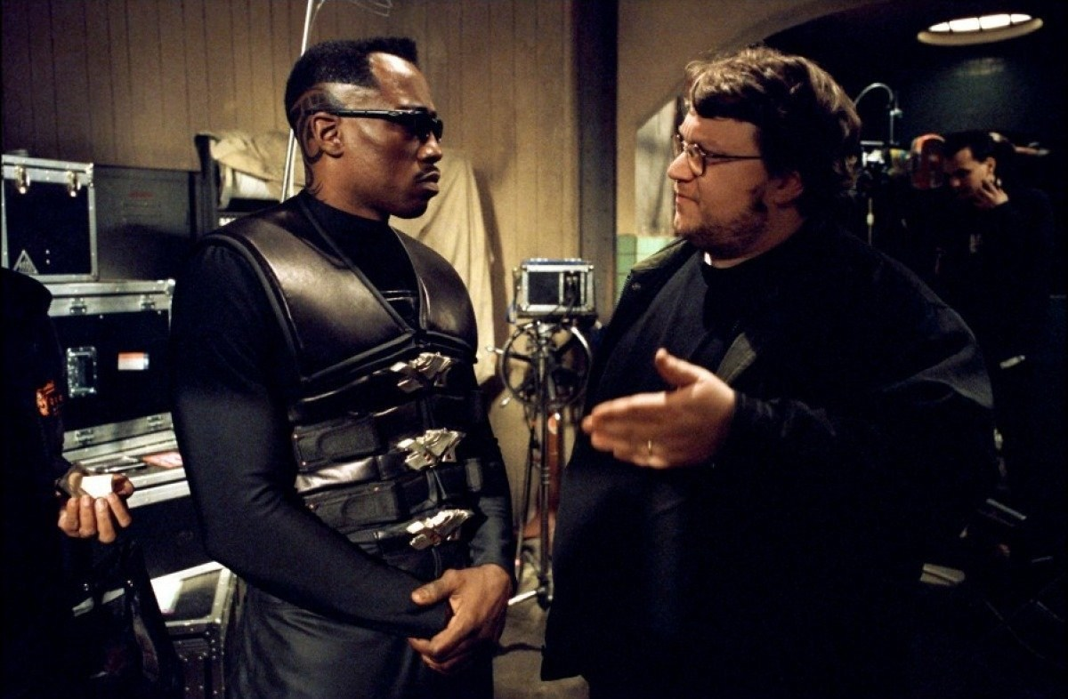 Blade II Behind the Scenes Photos & Tech Specs