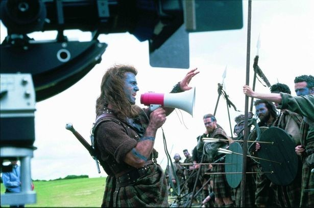 Braveheart Behind the Scenes Photos & Tech Specs