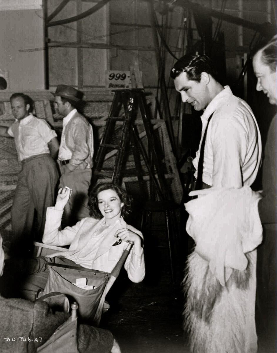 Bringing Up Baby (1938) Behind the Scenes