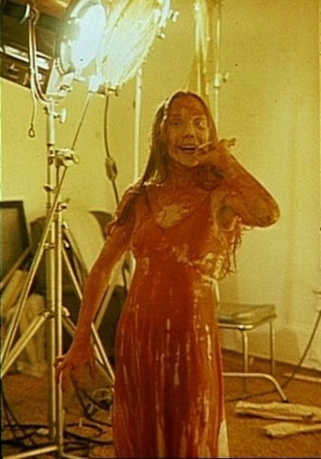 Carrie Behind the Scenes Photos & Tech Specs