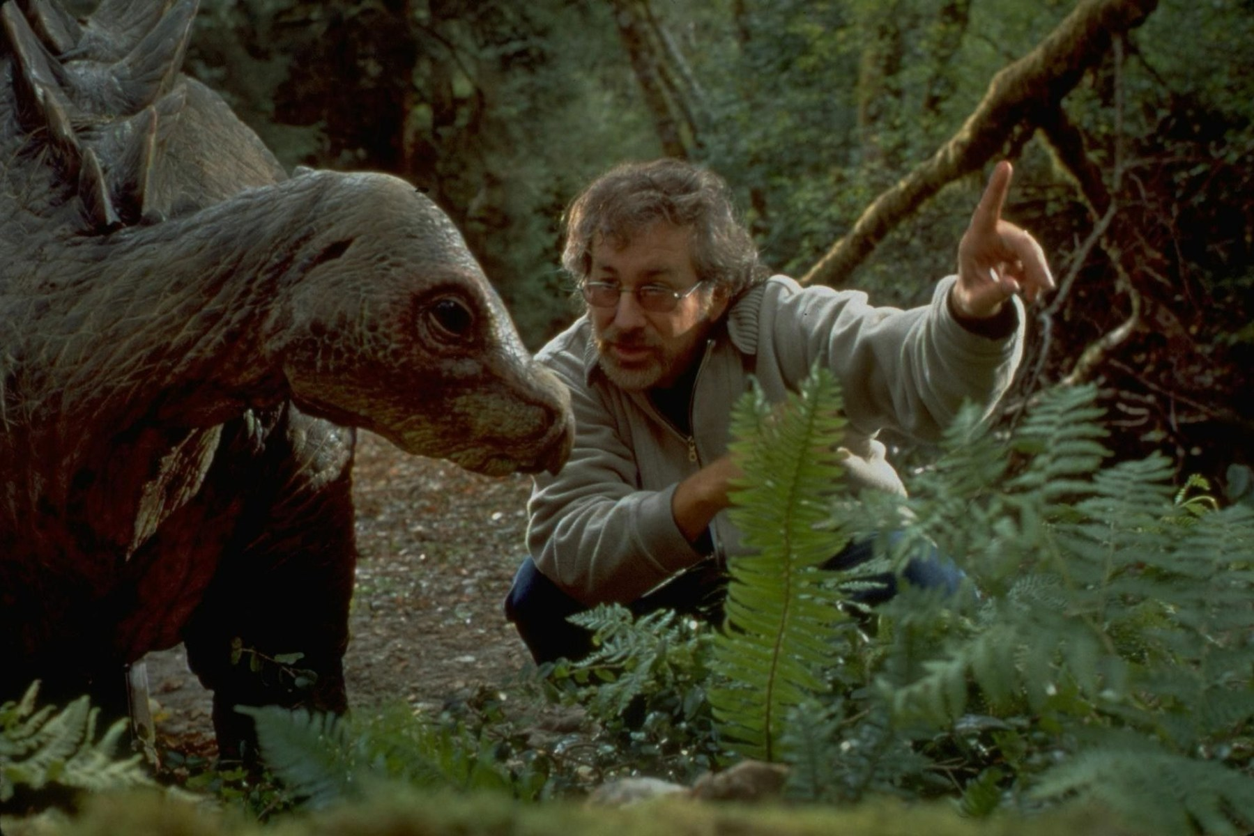 The Lost World: Jurassic Park Behind the Scenes Photos & Tech Specs