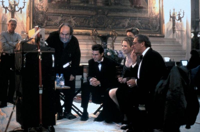 Eyes Wide Shut (1999) Behind the Scenes