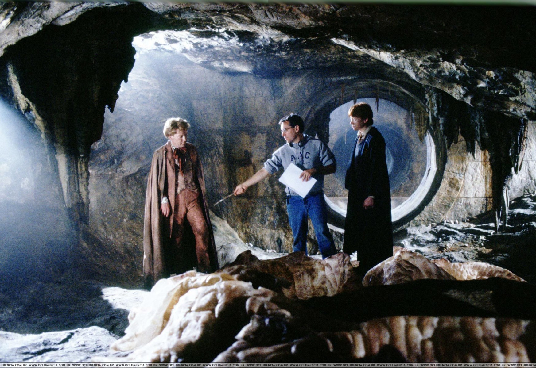 Harry Potter and the Chamber of Secrets Behind the Scenes Photos & Tech Specs