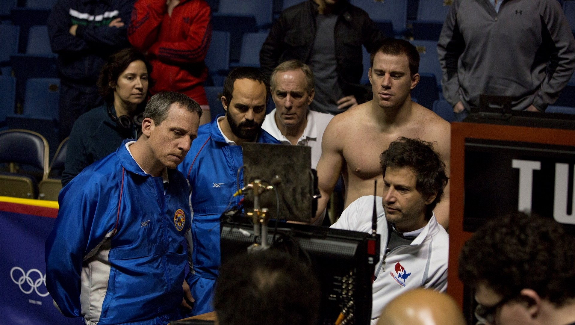 Foxcatcher Behind the Scenes Photos & Tech Specs