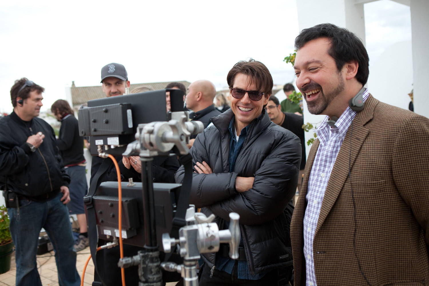 Knight and Day Behind the Scenes Photos & Tech Specs