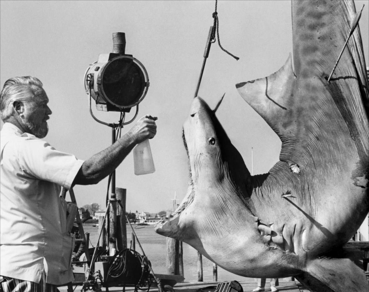 On Location : Jaws (1975) Behind the Scenes