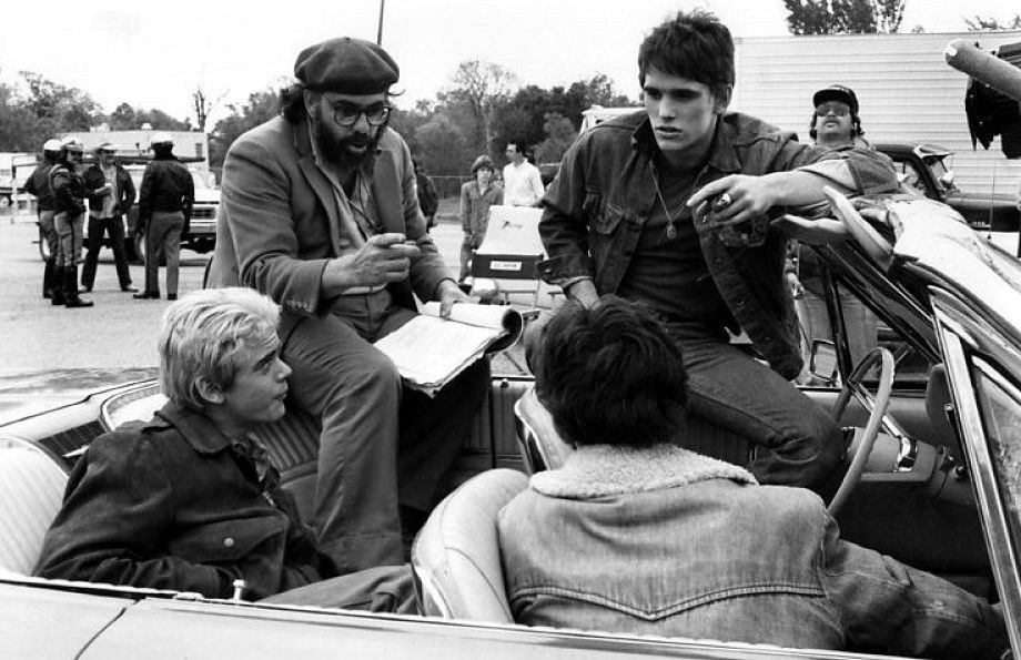 The Outsiders Behind the Scenes Photos & Tech Specs