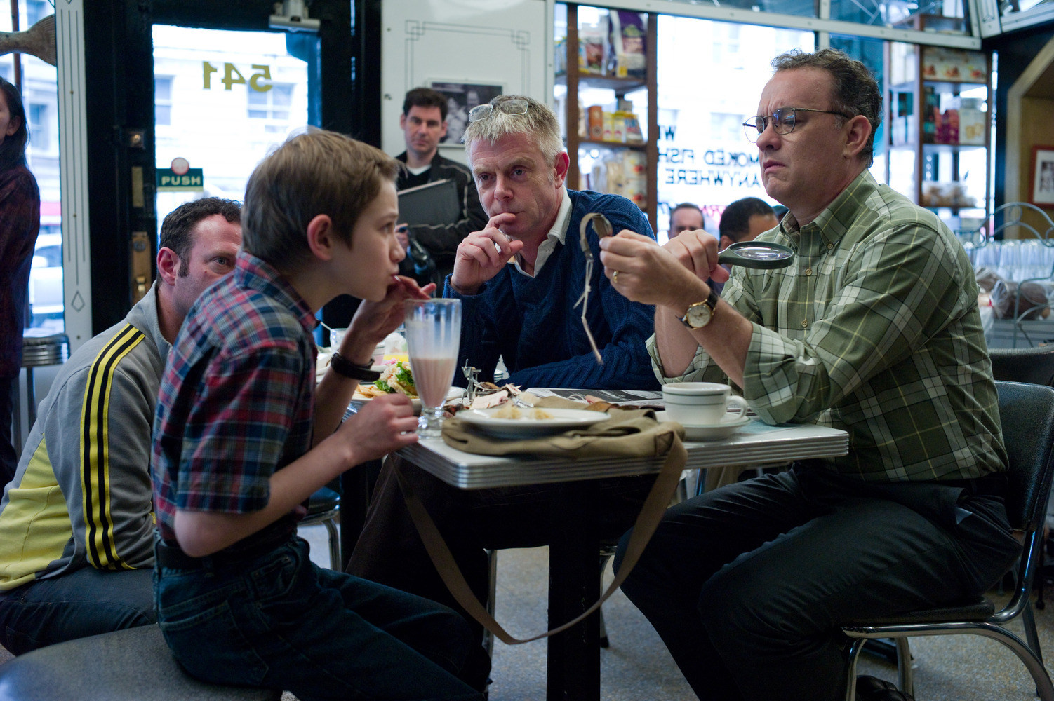 Extremely Loud and Incredibly Close (2011) Behind the Scenes