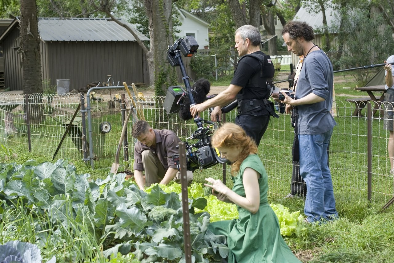 The Tree of Life (2011) Behind the Scenes