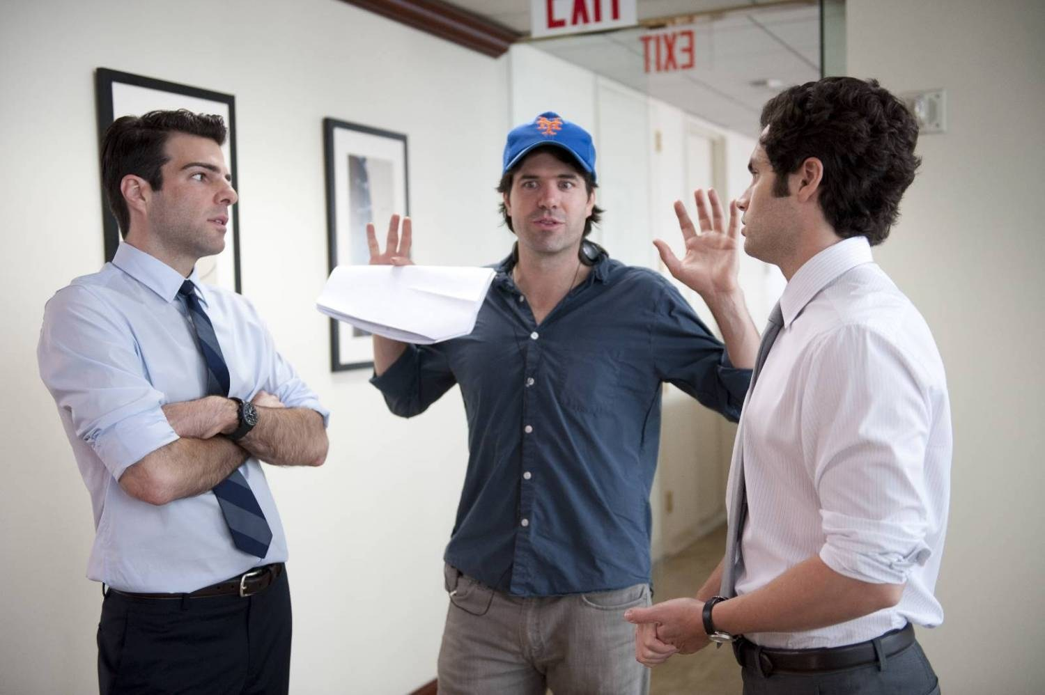 Margin Call Behind the Scenes Photos & Tech Specs