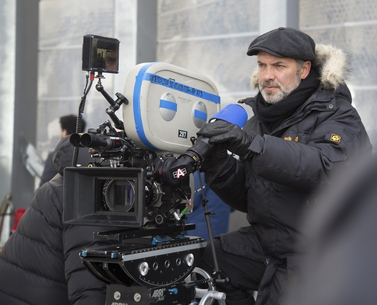 Spectre Behind the Scenes Photos & Tech Specs