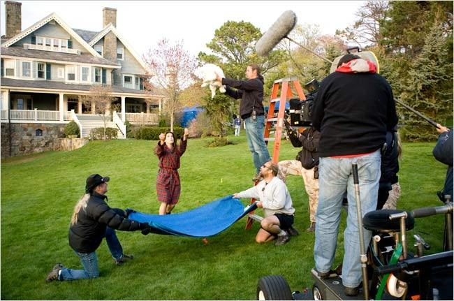 On Location : The Proposal (2009) Behind the Scenes