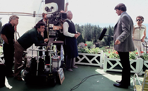 Somewhere in Time Behind the Scenes Photos & Tech Specs