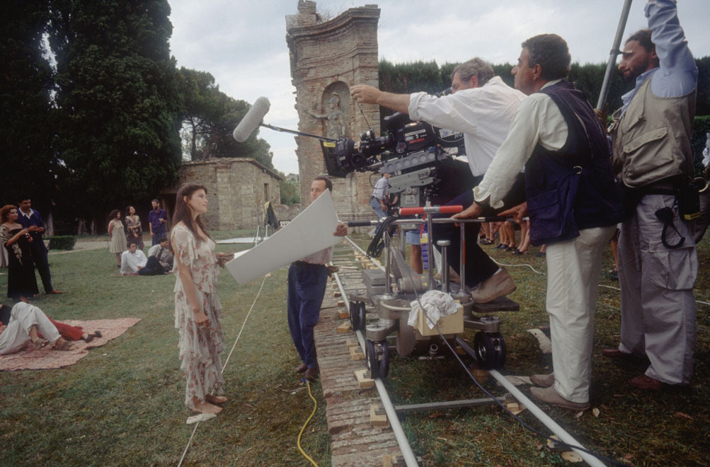Stealing Beauty Behind the Scenes Photos & Tech Specs