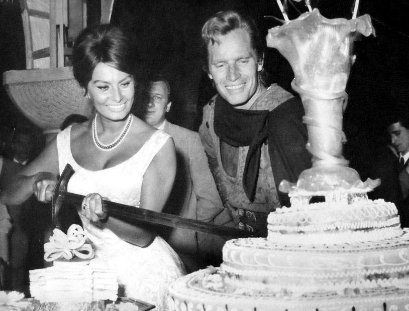 A Celebration on the Set (1961) Behind the Scenes