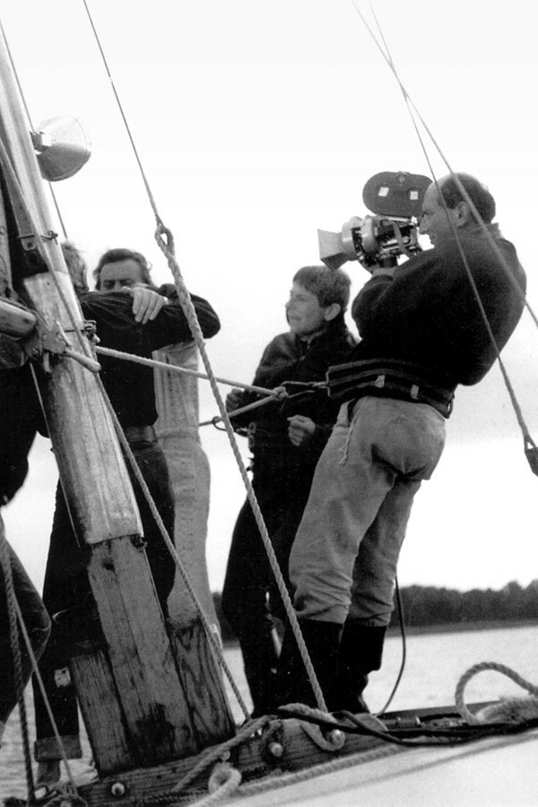 Filming Knife in the Water (1962) Behind the Scenes
