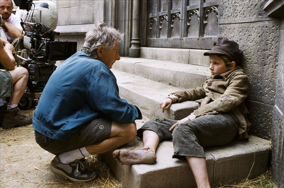 On Location : Oliver Twist (2005) Behind the Scenes