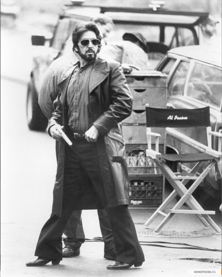 Carlito's Way Behind the Scenes Photos & Tech Specs