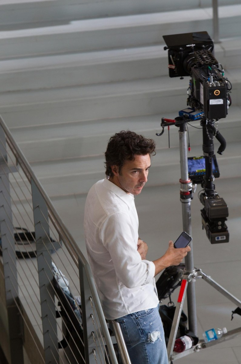 The Internship Behind the Scenes Photos & Tech Specs