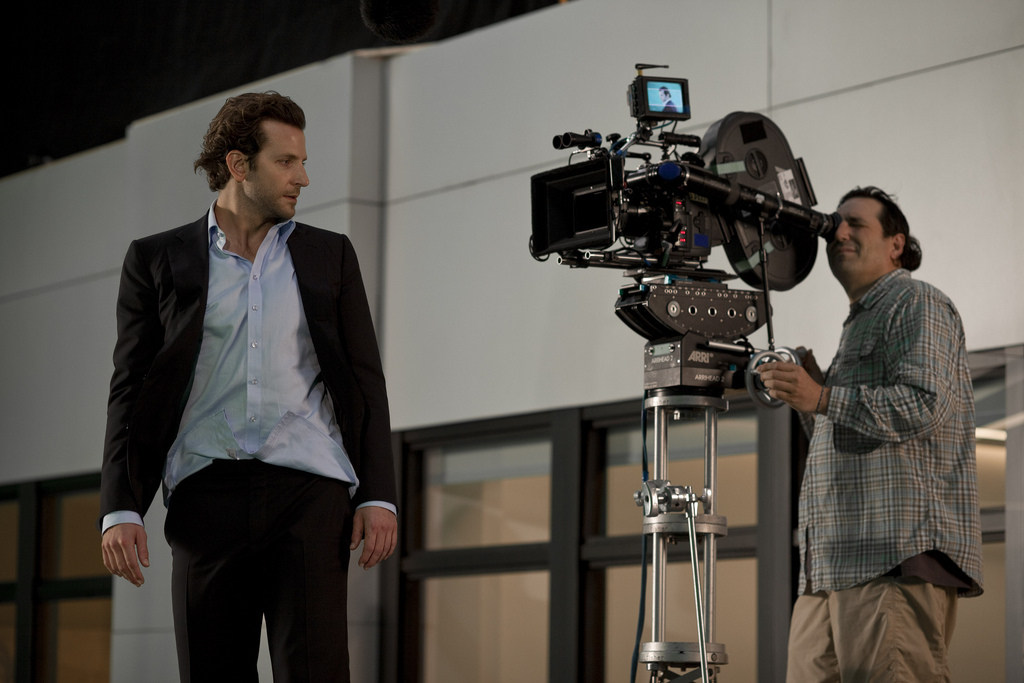 Limitless Behind the Scenes Photos & Tech Specs