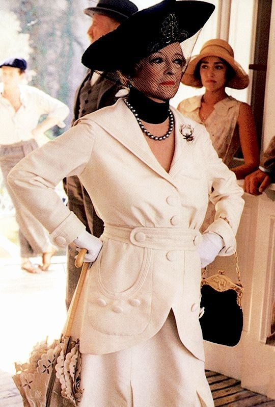 Bette in Death on the Nile (2004) Behind the Scenes