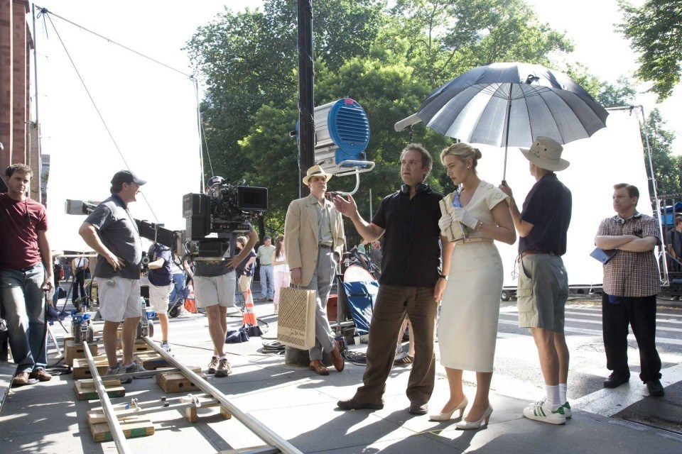 Revolutionary Road Behind the Scenes Photos & Tech Specs