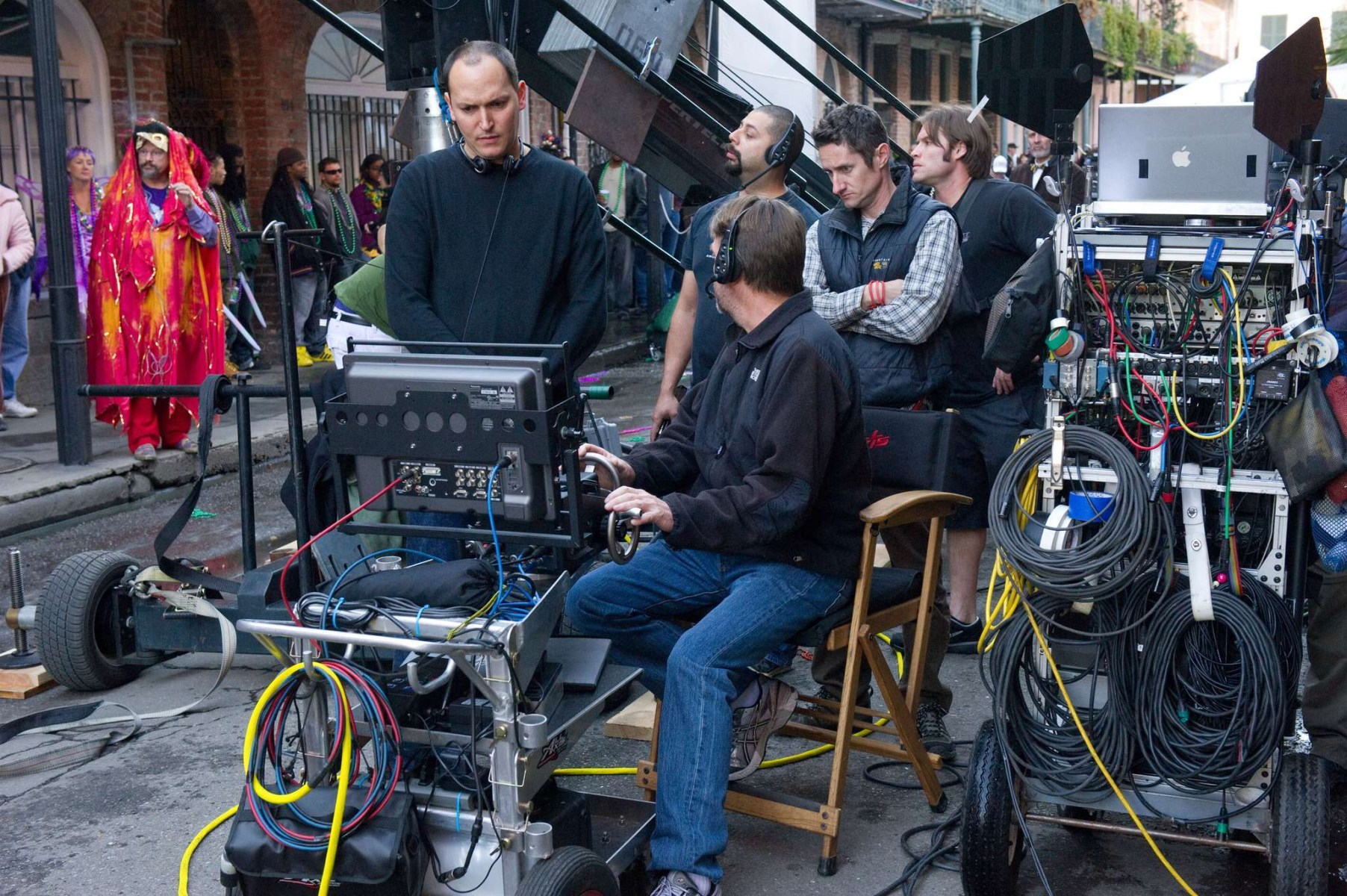 Now You See Me Behind the Scenes Photos & Tech Specs