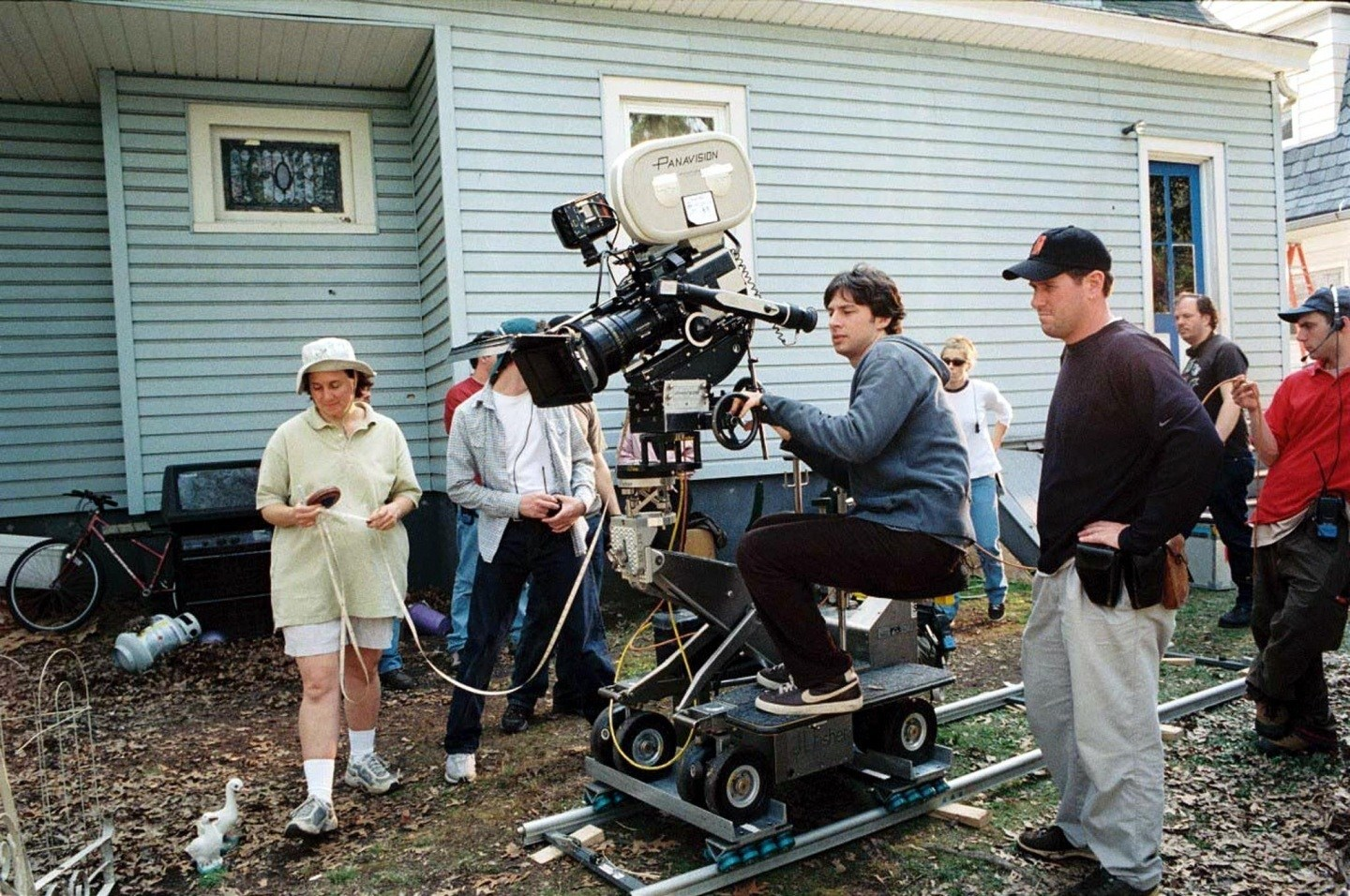 Garden State Behind the Scenes Photos & Tech Specs