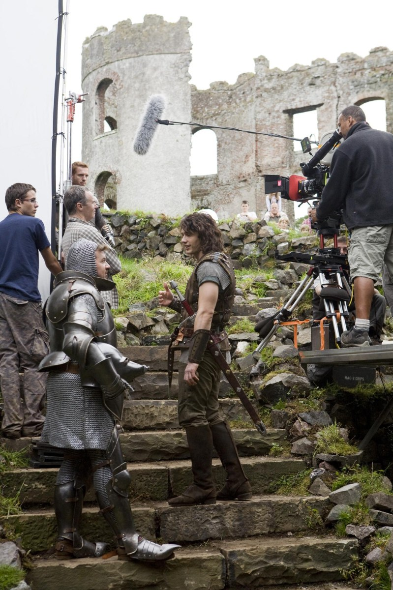 Behind the Scenes of Your Highness (2011) Behind the Scenes