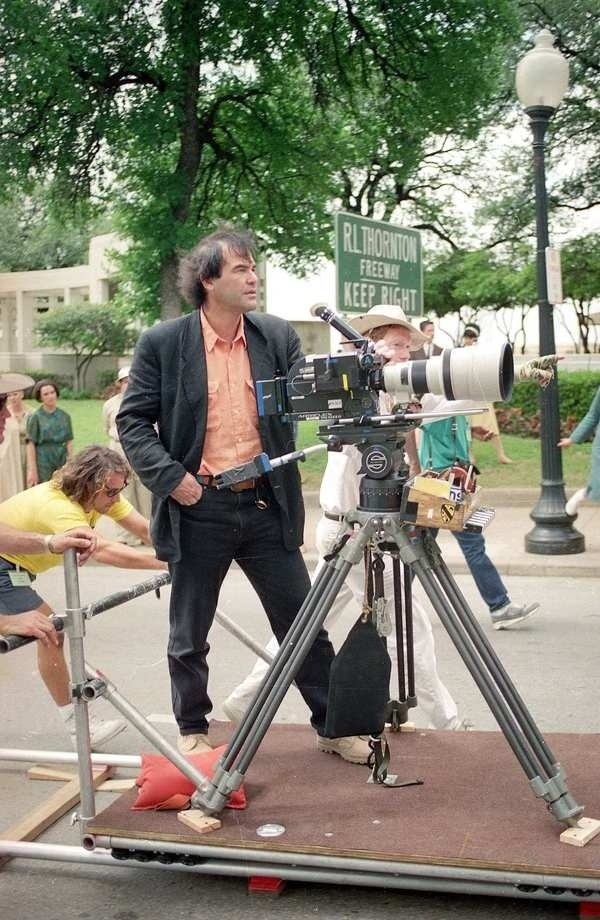 On Location : Oliver Stone Behind the Scenes