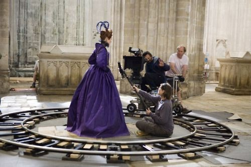 Filming Elizabeth: The Golden Age (2007) Behind the Scenes