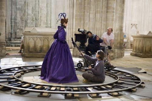 Elizabeth: The Golden Age Behind the Scenes Photos & Tech Specs