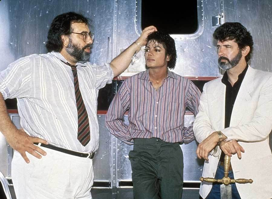 From the Making of Captain EO (1986) Behind the Scenes