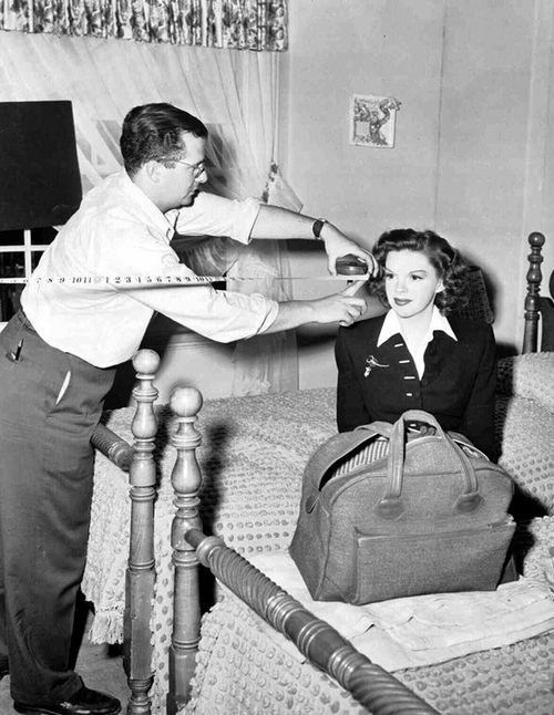 On the Set of The Clock (1945) Behind the Scenes